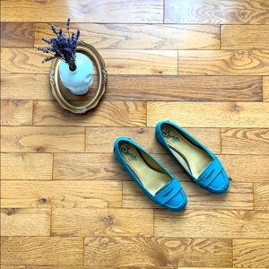 SEYCHELLES Turquoise Flats from Anthropologie